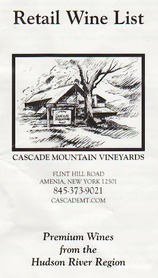 Cascade Mountain Vineyards