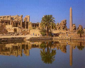 Templo de Karnak {Descripción} Karnak1