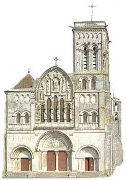 S. Magdalena de Vezelay