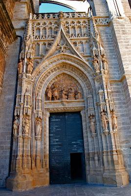 Todo arte arquitectura g tica espa ola s xv la catedral for Todo pintura sevilla