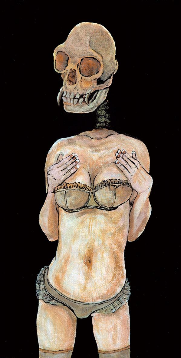Anza borrego nudist