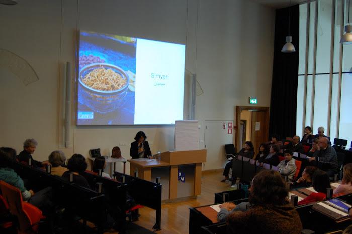 Boek presentatie bij de Universiteit Maastricht