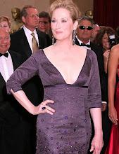 Meryl Streep—curvy goddess!