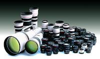 Koleksi Lensa Pro