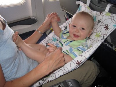 i had a lot of fun reading your responses to this one  overall if parents could fly any airline in the world with a baby in a flyebaby hammock it seemed     announcing the flyebaby infant air travel hammock winner      rh   travelswithbaby