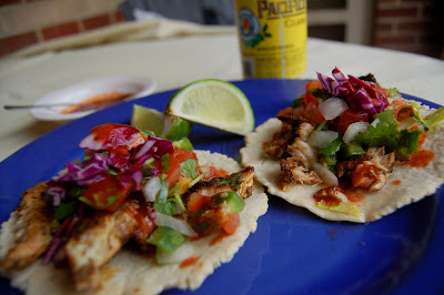 The Spice Island: Blackened Fish Tacos (Eat tacos. Drink beer. Love ...