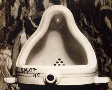 Fountain - Marcel Duchamp