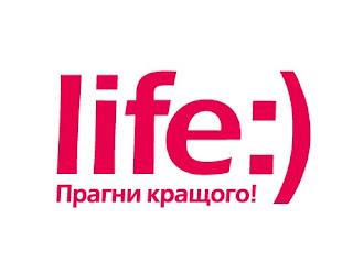 Новый логотип life:)