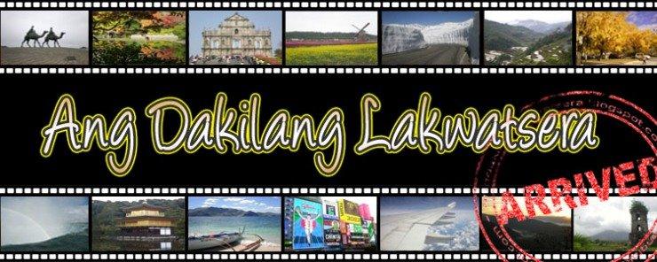 Ang Dakilang Lakwatsera