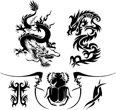 tattoo dragon trends