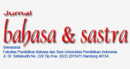 JURNAL BAHASA & SASTRA FPBS UPI