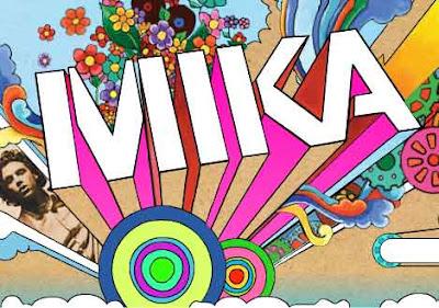 Página Oficial de Mika