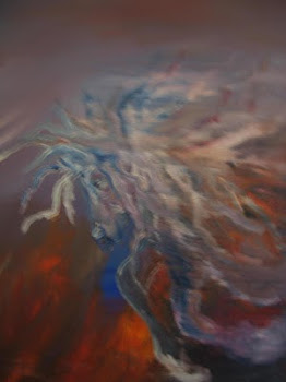 Fire Spirit by Elise Cheval