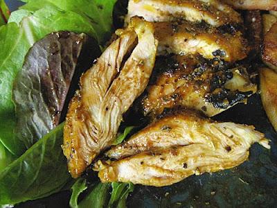 Rice Kingdom.: Grilled Turmeric Chicken, Gai Yang Kamin