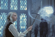 Luna attempts her patronus