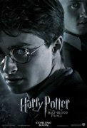 Harry Potter and Draco Malfoy Characters Poster