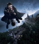 Harry Potter artist rendering
