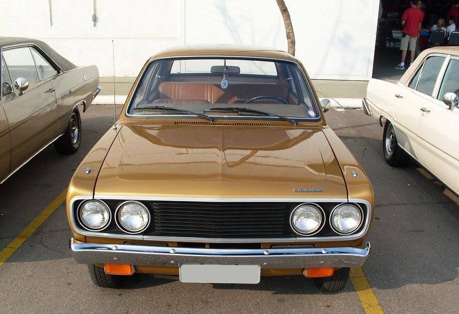 Dodge Fever  Dodge Polara Std 1976 Do Amigo Daniel Giglio