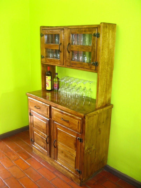 Muebles rusticos buin for Muebles cocina rusticos