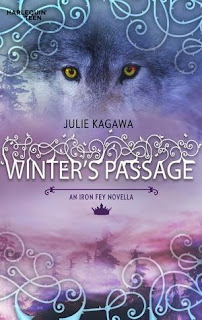Publisher Spotlight Excerpt: Winter's Passage by Julie Kagawa
