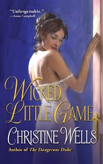 Review: Wicked Little Game by Christine Wells