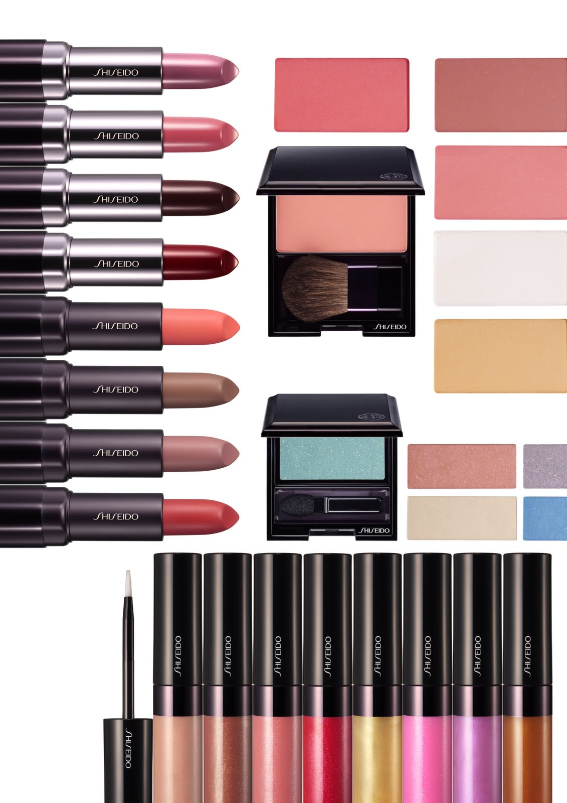 Best Things in Beauty: Shiseido Spring Collection - Part 1