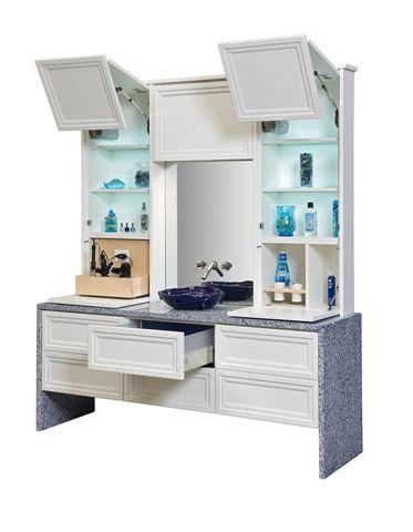 Jay Rambo Company Introduces A New Custom Vanity Cabinet.