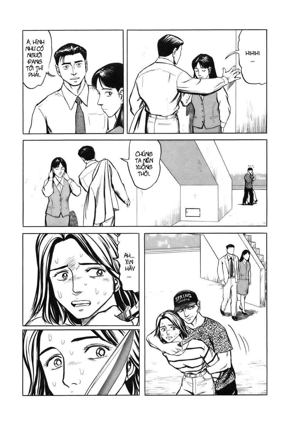 Kiseijuu chap 64 – End Trang 10 - Mangak.info