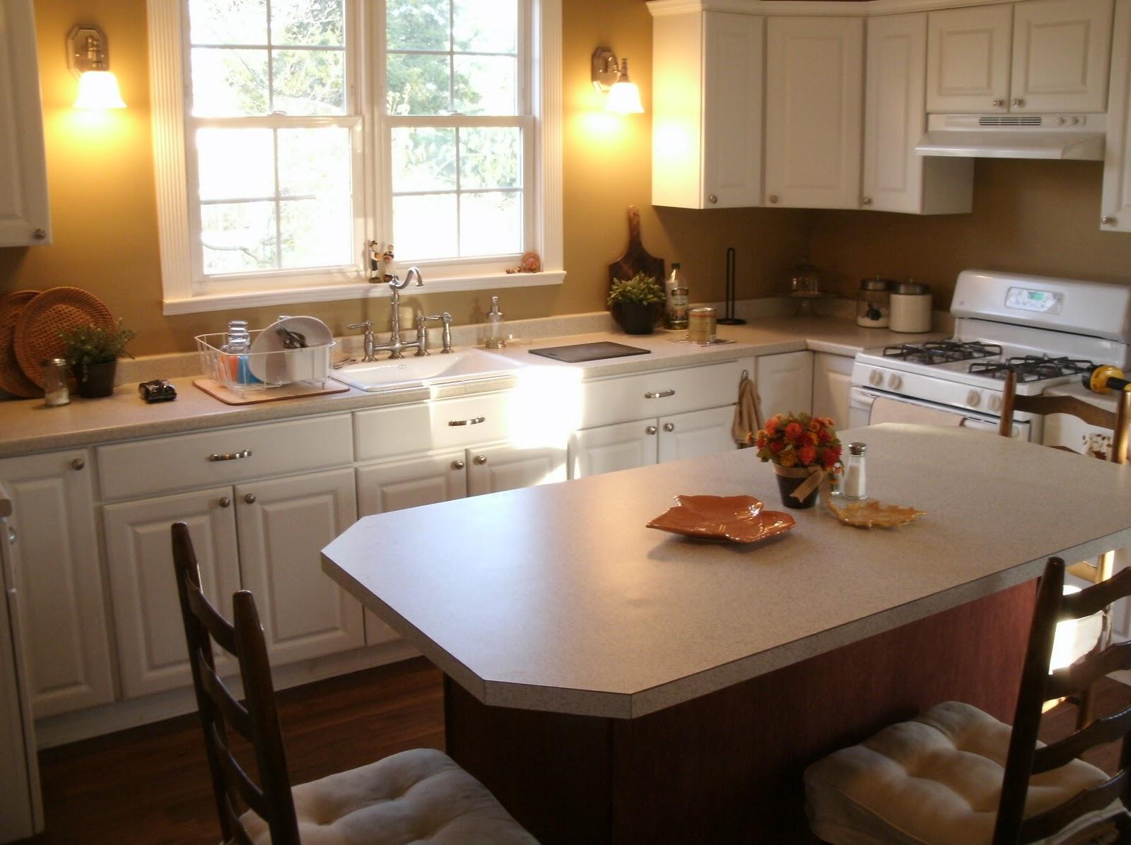 Perfect White Kitchen Cabinets