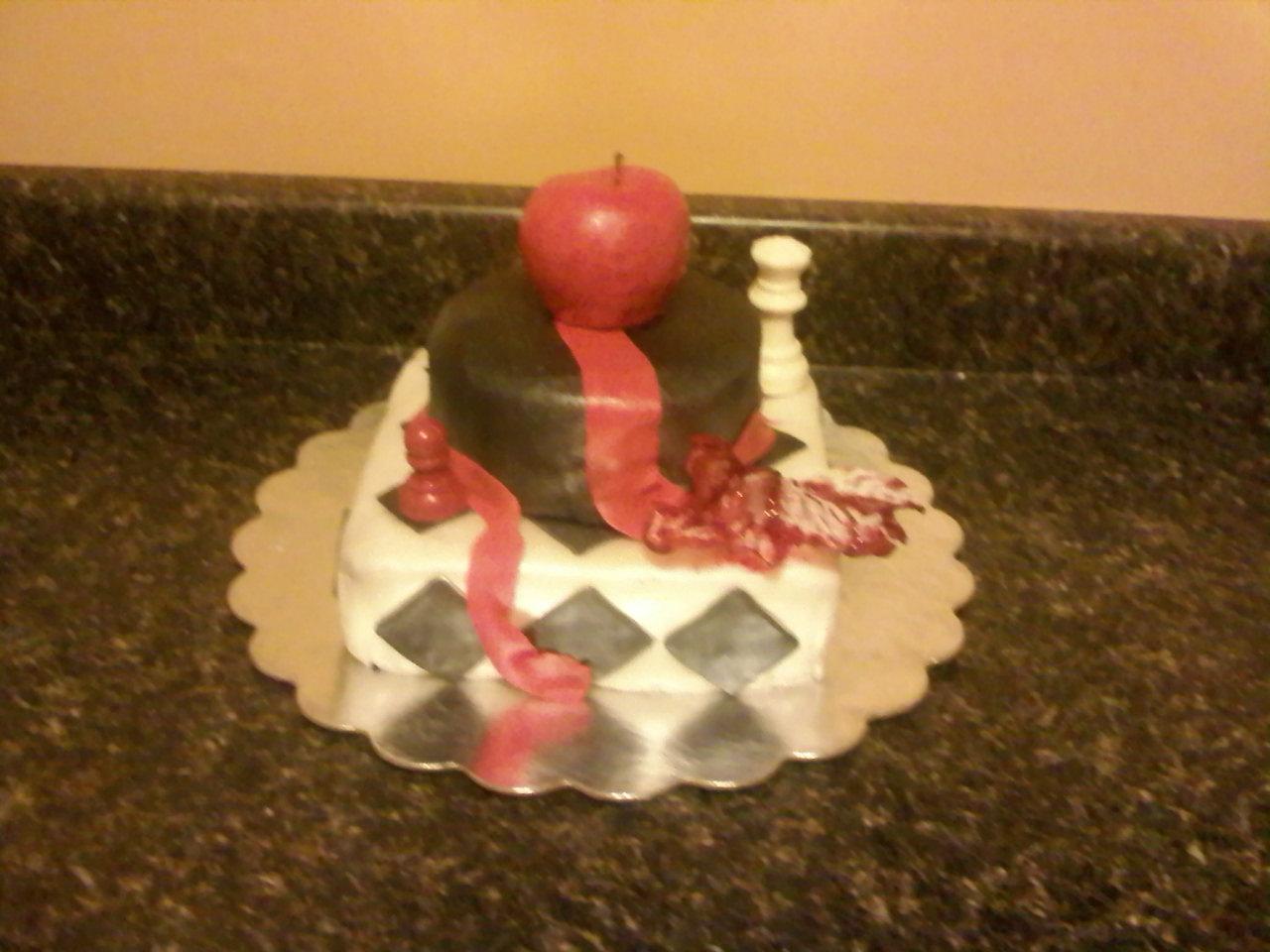 Lick Your Lips Cakes: Twilight Cake