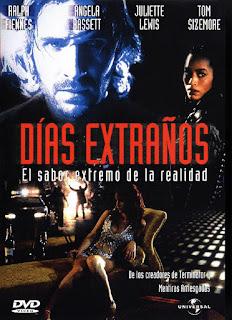 Ver Película Días Extraños Online Gratis (1995)