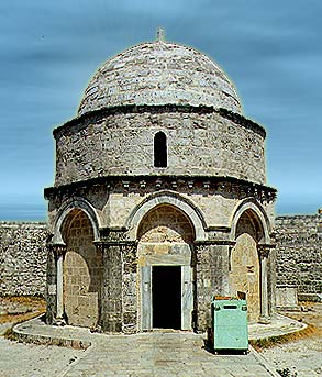 built 1150 ad mosque 1620 ad located south mount olives