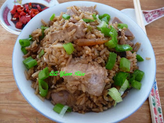 Recipe Yam Rice - Taro Rice - ??? by QQ Love In The Kitchen