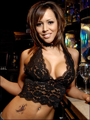 Hot Chicks for bartenders