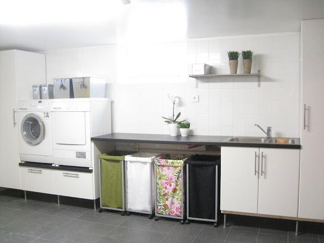 It's a house - en av Sveriges största inredningsbloggar: juli 2009 : tvättstuga dusch : Inredning
