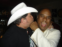 He wanted a kiss after performing shuffle blues