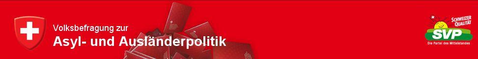 Islam in Europe: Switzerland: Swiss People's Party surveys ...