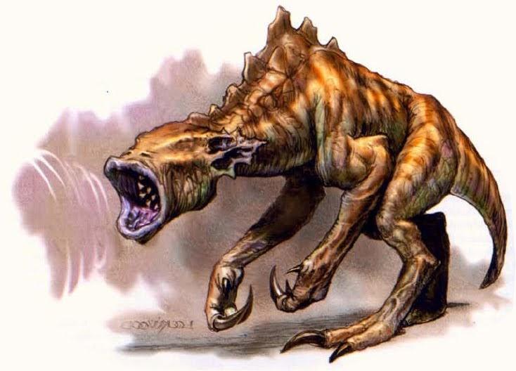 Monstruos de Rango C Destrachan