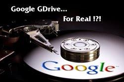 Google G Drive