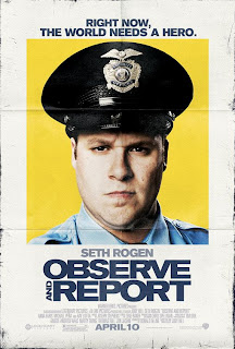 Observe and Report - review by Zack
