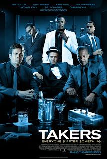Takers 2010 en ligne trailer sous-titres
