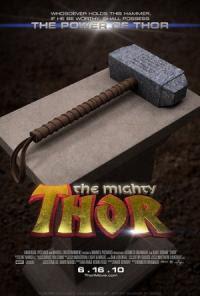 Thor 2011 film trailer