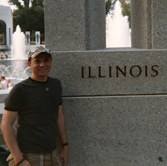 John at WWII Mem. June 2007