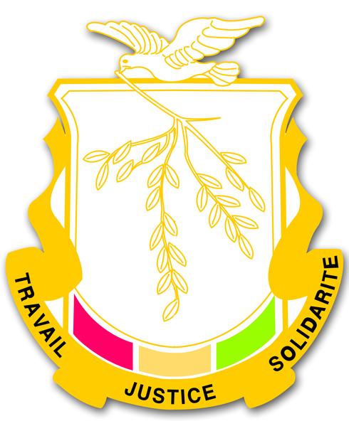 gouvernement de la republique de guinee