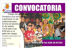 CONVOCATORIA FERIA DE TALENTOS