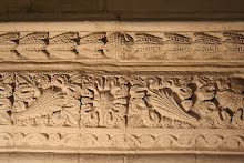 Rosslyn Chapel carvings of corn