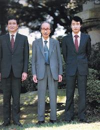 FOTO DO DR. MASAHARU TANIGUCHI
