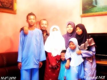 Keluargaku Kesayanganku :)