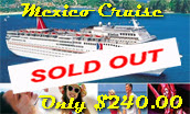 4 Day Mexico Cruise
