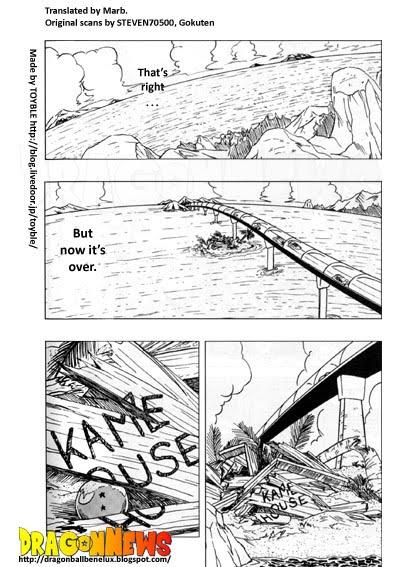 [Fanmade] Morte do Muten Roshi - Dragon Ball AF DBAF18